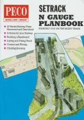Peco IN1 Setrack N Gauge Planbook